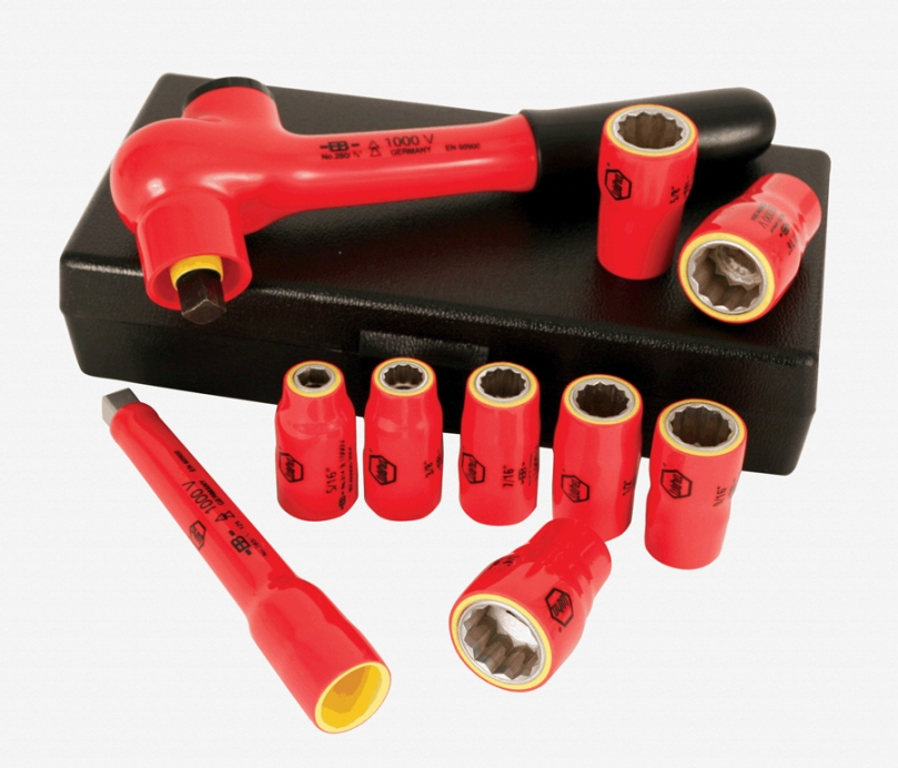 High Voltage Insulated Tools : Insulated tools for toyota prius high voltage battery