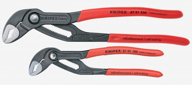 SALE! 2 Pack - Knipex Cobra Pliers 7