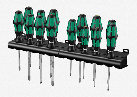 Wera Big Pack 300 Series 14pc KC Tool