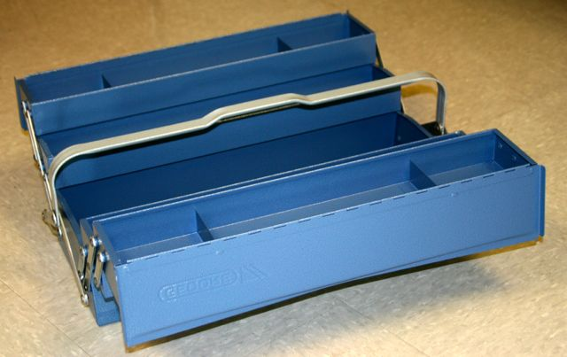 gedore cantilever toolbox