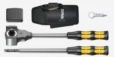 "wera tools koloss kc tool ratchet german tools best 1/2"" drive ratchet hammer"