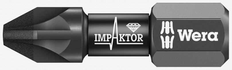 wera impaktor bit kc tool